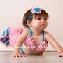 Disfraz Gorro Capa Cubre Bebé Tejido Al Crochet