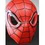 Mascara Con Luz De Spiderman - Hombre Araña - Super Oferta