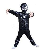 Disfraz Hombre Araña Negro