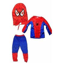 Disfraz Hombre Araña Caballito Primera Junta !!!