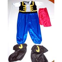 Disfraz Jake Talle 3 (impecable - Muy Poco Uso)
