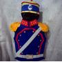 Disfraz Granadero Pechera Y Gorro Niños Brovillnet