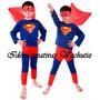 Disfraz De Superman Para Niños Económico