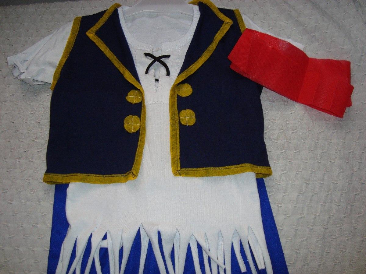 Disfraz De Jake De Los Piratas De Nunca Jamas - $ 270,00 en ...