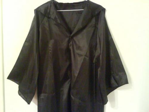 Disfraz Toga Para Egresado Mediana - $ 117,00 en MercadoLibre