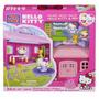 Mega Bloks De Hello Kitty Set De Gimnasio Con 2 Figuras Y +!