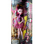 Monster High Freaky Fusion Draculaura Save Frankie!!!