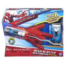 The Amazing Spiderman 2 Guante Que Dispara Tela Araña Y Agua