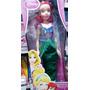 Muñeca Disney Princesa Original Ariel La Sirenita 45 Cm!