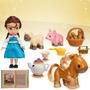 Princesas Disney Animator Set Bella Mini Disney Store