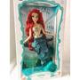 La Sirenita Ariel Edicion Limitada Muñeca Disney Store