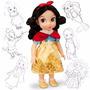 Princesas Blanca Nieves Animator Disney Original Oferta!!