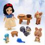 Princesas Disney Animator Set Blanca Nieves Mini Disneystore