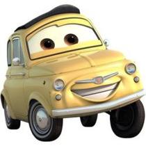 Luig Auto Fiat De La Pelicula Cars, De Mc Donald´s, Nuevo !