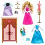 Disney Princess Wardrobe - Princesas Con Ropero!!