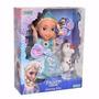 Muñeca Glowing Elsa Frozen Baila Y Canta Ditoys Disney
