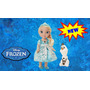 Disney Frozen Muñeca Glowing Elsa Canta Y Se Ilumina Video