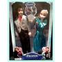 Pareja De Muñecos De Frozen Elsa Y Hans De 30cm