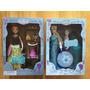 Animator´s Disney Store Anna Y Elsa Canta, Vestido Y Mascota