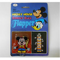 Juguete Antiguo Walt Disney Mickey Mouse Flapper 1980
