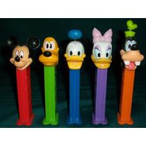 Pez Confitero Pastillero Coleccion Disney Personaje Muñeco