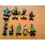 9 Figuras Goma Kfs Popeye Licencia De Walt Disney