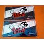 2 Placas Patente Auto Team Mickey Disneyland Paris 1997 Usa