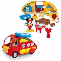 Auto Caravana Mickey Mejor Precio!!