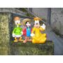 Muñecos Plastico Disney Pato Donald Tribilin