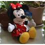 Muñeca Peluche Minnie Disney Tiene Aprox 25cm Divina