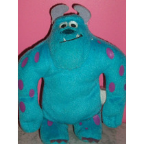 Monster Inc.sulley Coleccion Disney Pixar Mc Donald