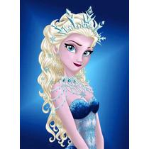 Cuadros De Princesas De Disney - Dia Del Niño !!!