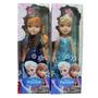 Frozen Muñecas Elsa Anna Musical Nuevas Articuladas Gigante