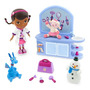 Doc Mcstuffins Doctor Bag & Lambie Play Set Dra. Jueguetes