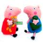 Peppa Pig La Cerdita Peluches 23 Cms