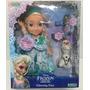 Muñeca Frozen Glowing Elsa Con Luz Canta En Español Xml 1844