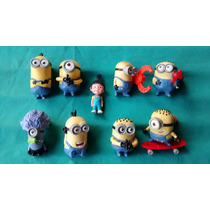 Minions Mi Villano Favorito 2 Mc Donals Lote