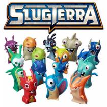 Set X 24 Figuras Slugterra Bajoterra Babosas Suvenir Adorno