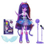My Little Pony Equestria Girls Twilight Canta Habla Zona Sur