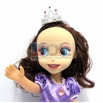 Princesita Sofia Muñeca Musical Disney Grande 35cm Princesa