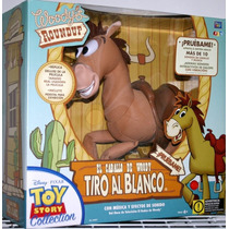 Caballo Tiro Al Blanco Original