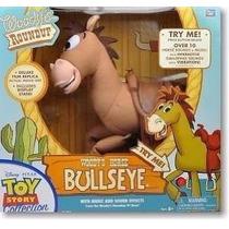 Tiro Al Blanco, El Caballo De Woody En Toy Story Interactivo