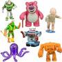 Figuras Villanos Toy Story 3 Buzz Lotso Y Otros!!!! Unico