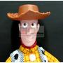 Toy Story Woody Vaquero Peluche Importado Grande 41 Cm Local