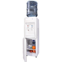 Dispenser De Agua Fria Caliente Para Bidones Con Heladera