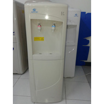 Dispenser Frio Calor De Pie P/ Botellon C/motocompresor