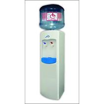 Comodato Dispenser Agua Fria Ycaliente Con 5 Botellones 12 L