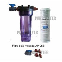Filtro Bajo Mesada Ap 055