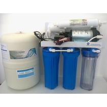 Purificador De 5 Filtro (osmosis Inversa) 250 Ltrs Diarios