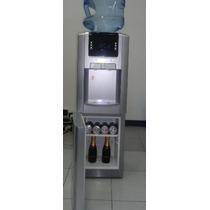 Dispenser Frio Calor Con Heladera Digital